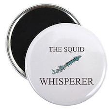 The Squid Whisperer Magnet