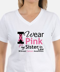IWearPinkSister-in-Law Shirt