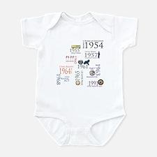Black History Special Designs Infant Bodysuit