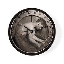 Funny Man lewis Wall Clock
