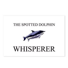 The Spotted Dolphin Whisperer Postcards (Package o