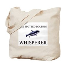 The Spotted Dolphin Whisperer Tote Bag