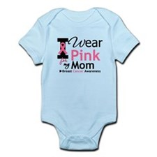 I Wear Pink Mom Infant Bodysuit