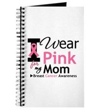 I Wear Pink Mom Journal