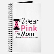 I Wear Pink Mom Journal