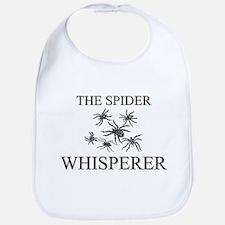The Spider Whisperer Bib
