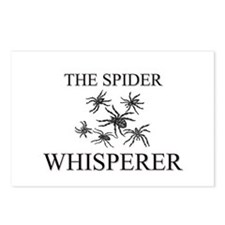 The Spider Whisperer Postcards (Package of 8)