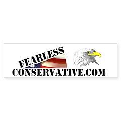 Fearless Bumper Sticker (10 pk)