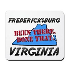 fredericksburg virginia - been there, done that Mo