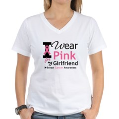 I Wear Pink Girlfriend Shirt