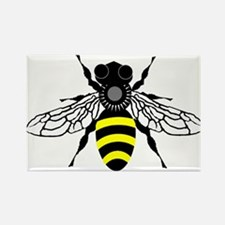 HONEYBEE Rectangle Magnet