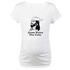 Jesus Hates The Cubs Shirt