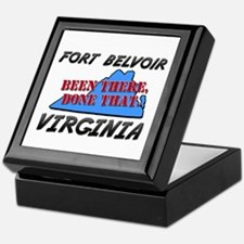 fort belvoir virginia - been there, done that Keep