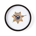 Wilson County Sheriff Wall Clock