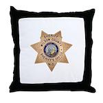 Wilson County Sheriff Throw Pillow