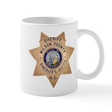 Wilson County Sheriff Mug
