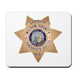 Wilson County Sheriff Mousepad