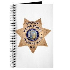 Wilson County Sheriff Journal