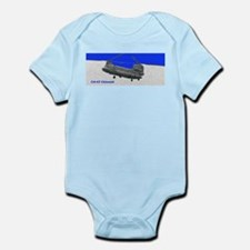 Chinook Helicopter Infant Creeper