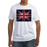 UNION JACK Fitted T-Shirt