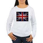 UNION JACK Women's Long Sleeve T-Shirt