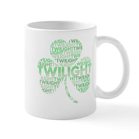 Twilight Shamrock Mug