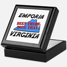 emporia virginia - been there, done that Keepsake