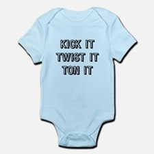 Kick It Infant Bodysuit