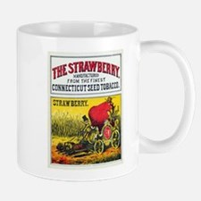 Unique Strawberry cartoon Mug