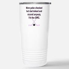 GWG Stainless Steel Travel Mug