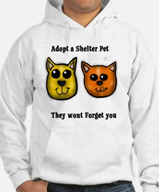 Shelter Pets Hoodie