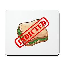 Indicted Ham Sandwich Mousepad