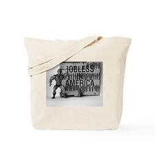 Unique Jobless Tote Bag