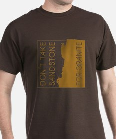 Sandstone for Granite T-Shirt