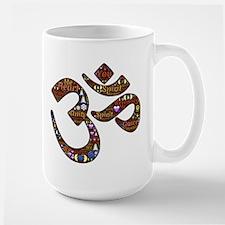 Om Love Mugs