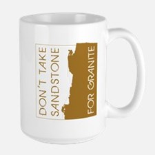 Sandstone for Granite Mug