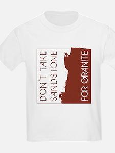 Sandstone for Granite T-Shirt