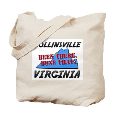 collinsville virginia - been there, done that Tote