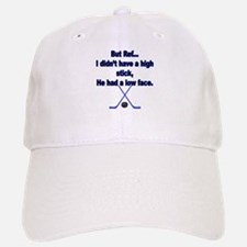 But Ref... Baseball Baseball Cap