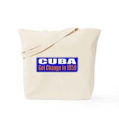 Change 1959 Tote Bag