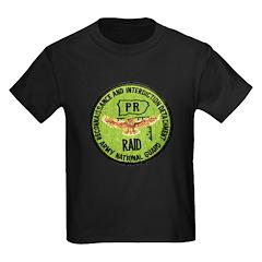 Army National Guard RAID Kids Dark T-Shirt