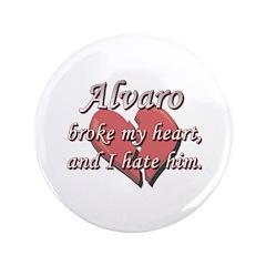 Alvaro broke my heart and I hate him 3.5