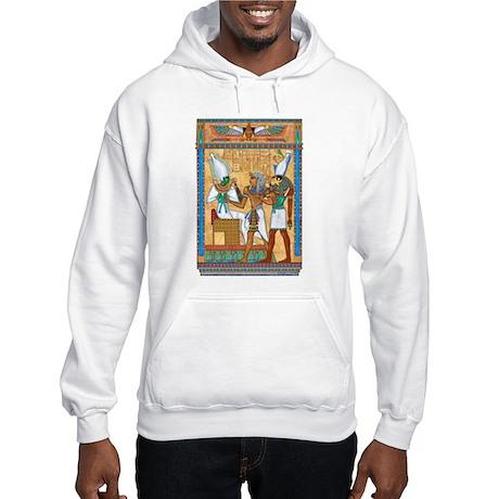 Osiris,Pharoah,Horus Hooded Sweatshirt