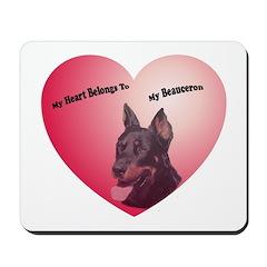 My Heart Mousepad
