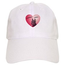 My Heart Baseball Cap