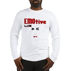 EMOtive hardCORE Long Sleeve T-Shirt