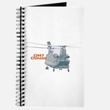 Chinook Helicopter Journal