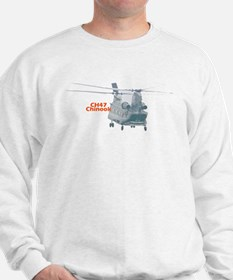 Chinook Helicopter Sweatshirt
