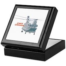 Chinook Helicopter Keepsake Box