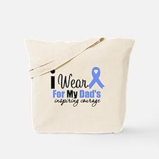 Prostate Cancer DAD Tote Bag